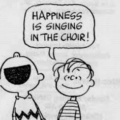 Happiness choir