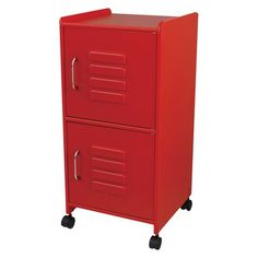 Locker, storage- For either construction or sports themed boys room