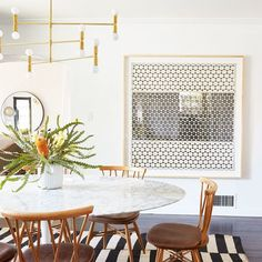 Take a peek inside Emily Current's gorgeous Los Angeles home.
