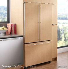 images of cabinet surrounding refridgerator   ... inch ...