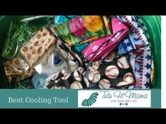 Summer Tips From TutuFitmama-Episode 1 So as I started to freak out about the temperature today in the Northeast, what made me more concerned was the state of my soft...