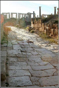 Leptis Magna, Libya.  THE LIBYAN Esther Kofod www.estherkofod.com