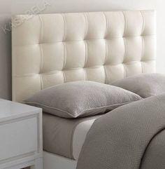cabeceira encosto de cama king size largura 2 m fixo parede