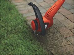 The Black & Decker MTE912 Electric Trimmer/Edger and Mower incorporates a 3-in-1 design. It can function as a trimmer, edger and mower. This corded trimmer is powered by a 6.5 amp motor. This motor generates enough power to get the job done easily and in the least time possible.  Find out more: http://weedeaterguides.com/black-and-decker-electric-weed-eater-reviews/