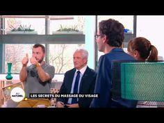 Réflexologie faciale : Les secrets du massage du visage - YouTube