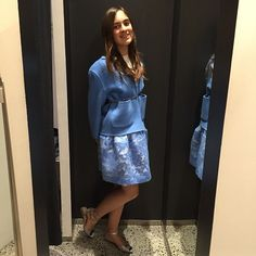 """""""Isabella """"teenmodel"""" per #donnevincenti #style #SpringSummer2015 #newcollection #look #ootd #igersforfashion"""""""