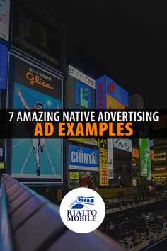 In this article, you will see some outstanding #NativeAdvertising examples that you can model for your campaign's success. Check it out.