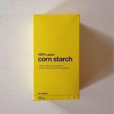 No Name® Sans Nom® (Corn Starch) — Don Watt