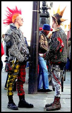 punk! by EmptySet, via Flickr