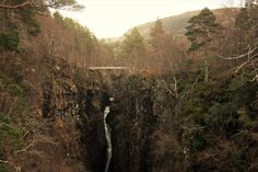 Corrishalloch Gorge, between Ullapool & Dundonnell, Wester Ross, (North coast Wester Ross, North Coast 500, West Coast Scotland, B & B, Grand Canyon, Country Roads, Sea, Mountains, Nature