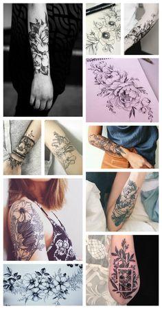Mes inspirations & envies tatouage du moment #6