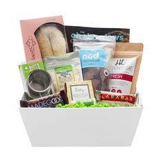 Expectant mom baskets 15799 by jules baskets expectant mom wellness gift basket vegan jules baskets negle Choice Image