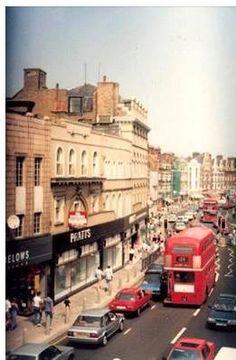 South London, Old London, Nostalgia, Street View, Places, Life, Lugares