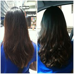 23 best perms images on pinterest braids hairdos and perm hairstyles my before and after digital perm solutioingenieria Choice Image