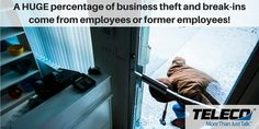 Installing a video surveillance system for your business will not only give you peace of mind, but it will curtail theft and break-ins! Call us at 706-868-9897 for a FREE consultation.