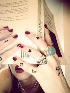#alchemical symbols #Women Who Run With The Wolves #clarissa pinkola estes