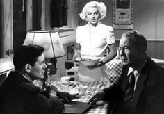 The Postman Always Rings Twice- John Garfield, Lana Turner and Cecil Kellaway