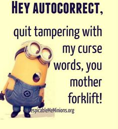 Wednesday Funny Minions captions (07:51:20 PM, Wednesday 11, November 2015 PST) – 10 pics