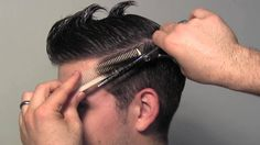 VIDEO: Classic Tailored Men's Hair Cut POST YOUR FREE LISTING TODAY!   Hair News Network.  All Hair. All The Time.  http://www.HairNewsNetwork.com.