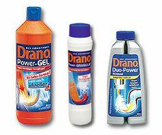 SC Johnson Germany Drano - drain cleaner