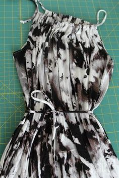 Pillowcase Dress Tutorial for Adults and Kids! - girl. Inspired. - maybe use ribbon or bias tape for wider straps. Or could be a cute nightdress.