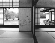 Ishimoto Yasuhiro : 'Katsura Imperial Villa' (Photography)