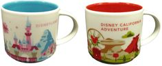 Orlando Theme Park News: New Co-Branded Starbucks/Disney Parks Products Debut