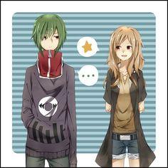Kido (male) & Kano (female)