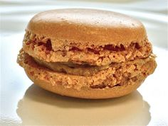 Salted Caramel Macaron | a Canadian foodie.com