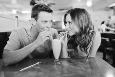 love this Marianne Wilson engagement session!