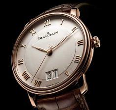 Baselword Preview: Blancpain Villeret Grande Date