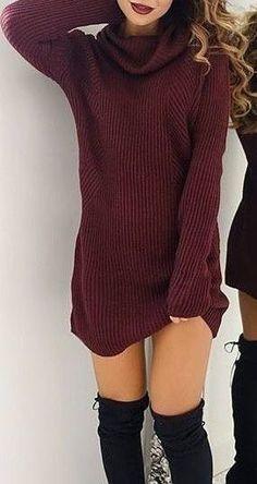 HS Winter Part Outfit Idea