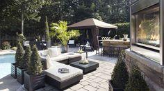 Option relax #deco #terrasse #exterieur #piscine