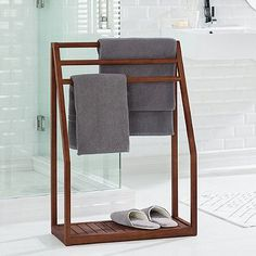 Modish bathroom towel racks bunnings that will blow your mind