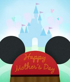 Disney Mother's Day Cards Sure to Warm Your Heart | Oh My Disney