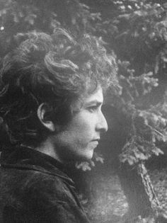 Bob Dylan, never seen b4