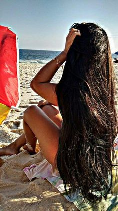 Long hair don't care <3| Black| cabelo longo <3