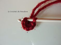 le Crochet de Pandore: Tuto Cercle Magique Chocolate Diy, Chocolate Dipped, Homemade Christmas Gifts, Homemade Gifts, Double Chocolate Cheesecake, Loom Knitting, Christmas Projects, Popular Pins, Ultra Violet