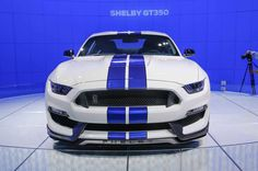 We Hear: 2016 Ford Shelby GT350 Priced at $49,995 Gallery via MOTOR TREND News iPhone App