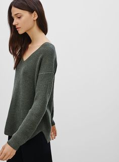 Wilfred Free WOLTER SWEATER   Aritzia