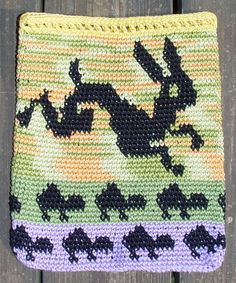 image+free+tapestry+crochet | Hare's Nightmare is from two different patterns.