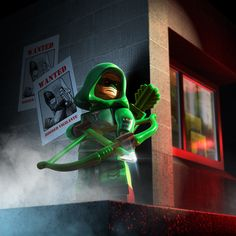 LEGO Batman 3 on Behance