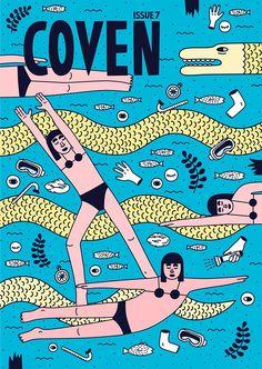 ILLUSTRAZIONE: Disegni stile cartoon di Martina Paukova - Osso Magazine