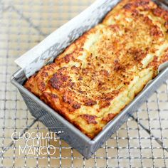 Cauliflower Protein Bread - ditch the cheese!