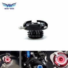 12.73$  Buy here - http://ali6o2.shopchina.info/1/go.php?t=32630511359 - black CNC Motorcycle parts Engine Oil Filter Cover Cap for ducati multistrada 1200 honda CBR600F4i CBR1000RR Repsol Edition 12.73$ #magazineonlinebeautiful