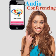 WhizXpress offers #AudioConferencing Solutions that enable enterprises of all sizes be it small, medium and large to optimize their communication and collaboration needs.