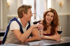 Gabriel Mann and Elena Satine in Revenge Movies Showing, Movies And Tv Shows, Revenge Season 4, Revenge Series, Tv Series, Elena Satine, Emily Thorne, Abc Shows, Renee Zellweger