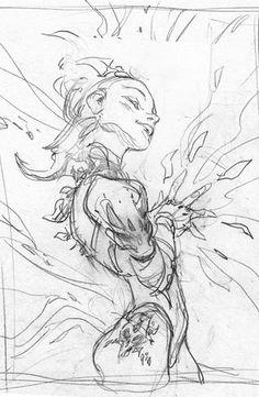 Art Drawings Sketches, Cool Drawings, Arte Sketchbook, Art Anime, Art Poses, Art Reference Poses, Character Drawing, Aesthetic Art, Ahmed Aldoori