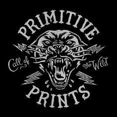 Primitive Prints by Derrick Castle