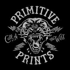 Primitive Prints by Derrick Castle